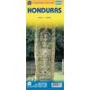 Honduras térkép - ITM