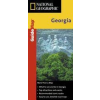 Georgia térkép - National Geographic