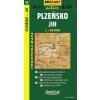 Plzeňsko - jih turistatérkép - SHOCart 15
