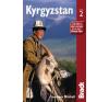 Kyrgyzstan - Bradt idegen nyelvű könyv