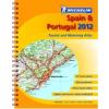 MICHELIN Spanyolország és Portugália atlasz - Michelin