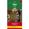 Irán autótérkép - f&b AK 150