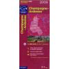 Champagne / Ardenne térkép - IGN R04