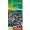Rosaliengebirge-Hohe Wand-Forchtenstein-Thermenregion-Wiener Neustadt turistatérkép - f&b WK 023