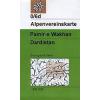 Pamir-e Wakhan, Dardistan (Afghanistan, Pakistan) turistatérkép - Alpenvereinskarte 0/6d