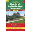 Mostviertel-Mariazeller Land-Wienerwald kerékpártérkép - f&b RK 101