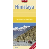 Nelles Himalája térkép - Nelles