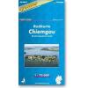 Chiemgau kerékpártérkép - (RK-BAY 17)