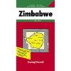 Zimbabwe autótérkép - f&b AK 85