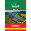Közép-Európa autóatlasz - f&b EUROZ 500