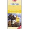 Nelles Tunézia térkép - Nelles