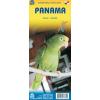 Panama térkép - ITM