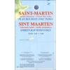 Saint-Martin/Sint Maarten térkép - Michal Kasprowski