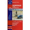 Bordeaux térkép - IGN