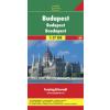 Budapest teljes várostérkép - f&b PL 23