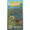 Bjelasica and Komovi Mountains turistatérkép (No13) - Geokarta