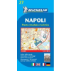 MICHELIN Nápoly térkép - Michelin 27