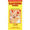 San Remo / Imperia térkép - De Agostini