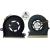 Delta Samsung R408 R410 R453 R455 R457 R458 R460 R466 RV408 P459 P461 series KDB0705HA processzor/CPU hűtő/ventillátor/fan