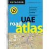 Egyesült Arab Emirátusok autóatlasz - Explorer Publishing