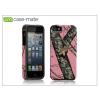 CASE-MATE Apple iPhone 5/5S hátlap - Case-Mate Tough Mossy OAK - pink