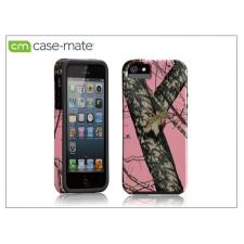 CASE-MATE Apple iPhone 5/5S hátlap - Case-Mate Tough Mossy OAK - pink tok és táska