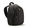 Case Logic TBC-410 DSLR hátizsák, fekete fotós táska, koffer