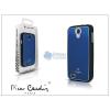 Samsung Samsung i9190 Galaxy S4 Mini alumínium hátlap - blue