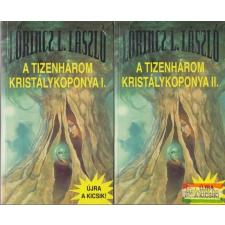 A tizenhárom kristálykoponya I-II. irodalom