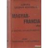 Magyar-francia zsebszótár