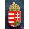 Kitűző - koronás címer
