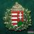 Kitűző - Lombkoronás magyar címer