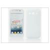 Haffner Huawei Ascend G525 szilikon hátlap - S-Line - fehér