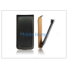 Haffner Slim Flip bőrtok - LG P715 Optimus L7 II Dual - fekete