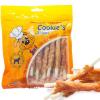 Zooplus Cookie's Delikatess rágórúd csirkehúsos rágócsíkkal - 200 g
