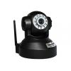 wansview NCL-610W beltéri Pan/Tilt IP kamera, Vga felbontás, 55 fokos látószög (fekete)