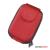 DigiETUI Top T2 digitális fényképezőgép tok, cordura, piros