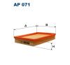 Filtron levegőszűrő AP071 1db levegőszűrő