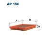 Filtron levegőszűrő AP150 1db