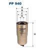 Filtron üzemanyagszűrő PP940 1db