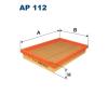 Filtron levegőszűrő AP112 1db