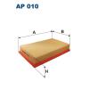 Filtron levegőszűrő AP010 1db