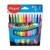 """MAPED Filctoll készlet, 1-5 mm, kimosható, MAPED """"Color"""