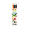 """ICO Színes ceruza készlet, ICO """"Süni"""" 6, szín (6 db)"""