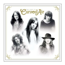 Curved Air The Best of Curved Air: Retrospective Anthology 1970-2009 CD egyéb zene