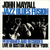 John Mayall Jazz Blues Fusion CD