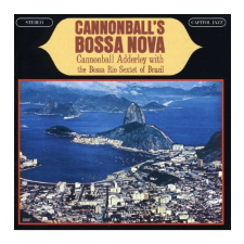 Cannonball Adderley Cannonball's Bossa Nova CD egyéb zene