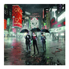Jonas Brothers A Little Bit Longer CD egyéb zene