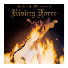 Yngwie Malmsteen Rising Force CD egyéb zene