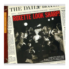 Roxette Look Sharp! (2009 Version) CD egyéb zene